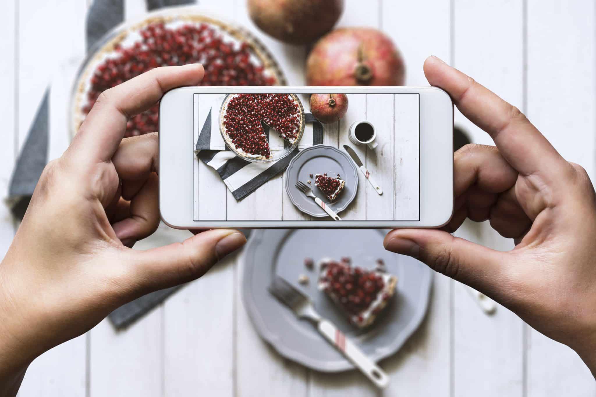 Как фотографировать еду для инстаграмма думаете, сможем