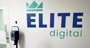 Elite Digital sign