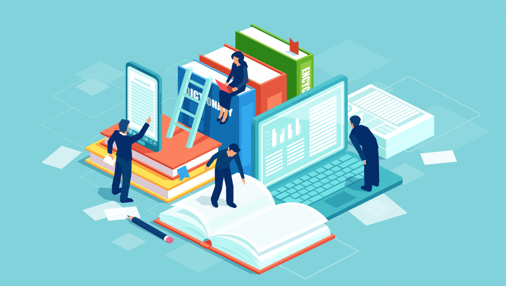 Keyword planning illustration