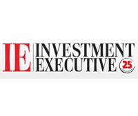 investment executive logo
